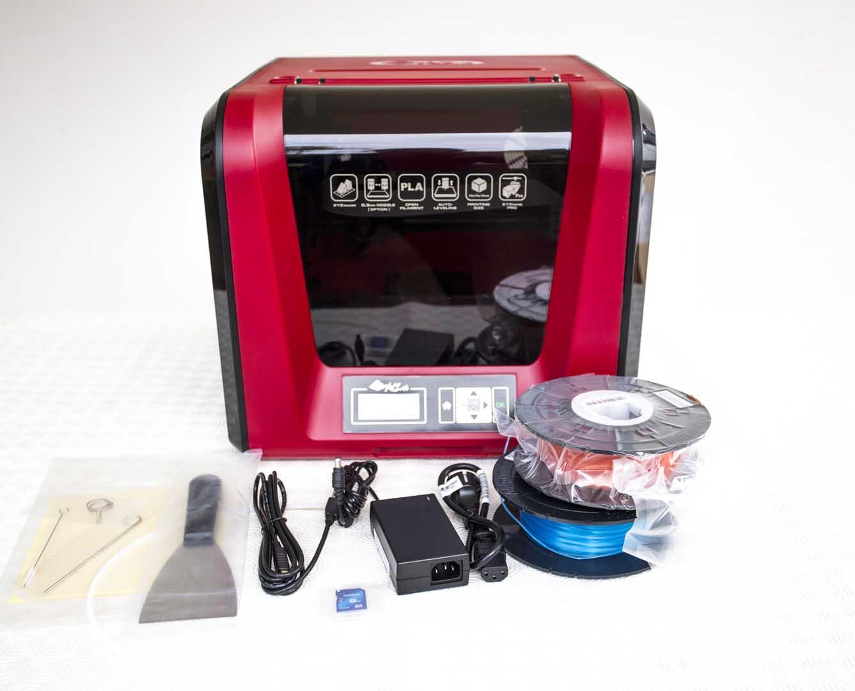 Unboxing XYZprinting Da Vinci Jr. 1.0 Pro