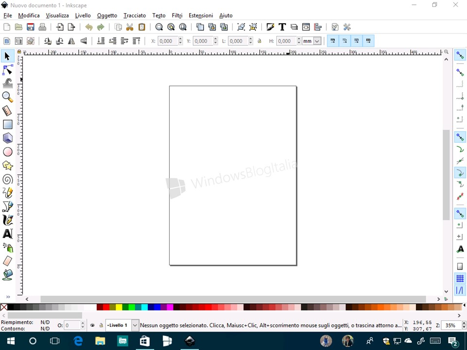 Download inkscape l 39 editor di grafica vettoriale gratis Inkscape software