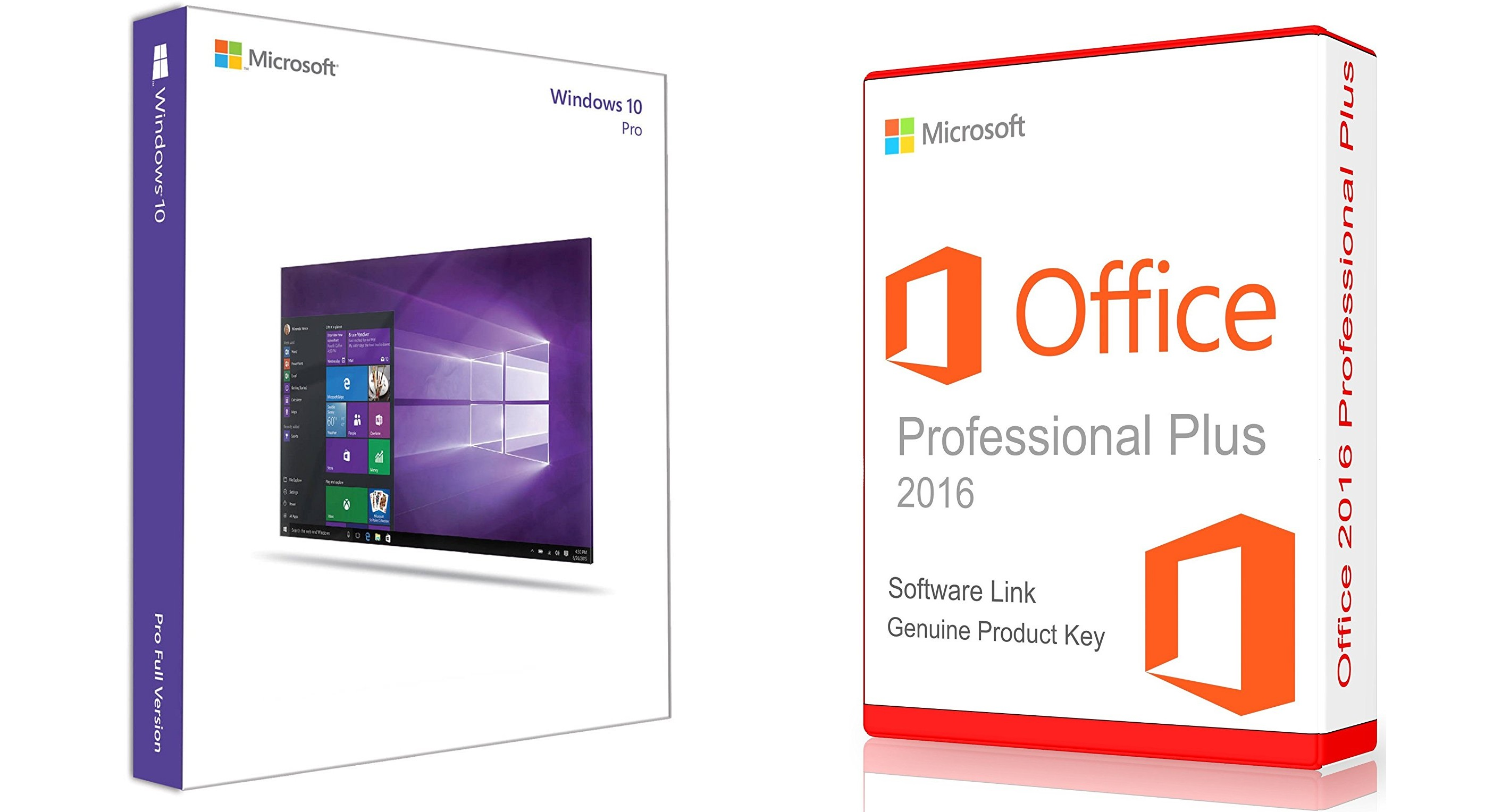 Licenze di windows 10 pro e office 2016 plus in offerta da for La licenza di windows sta per scadere