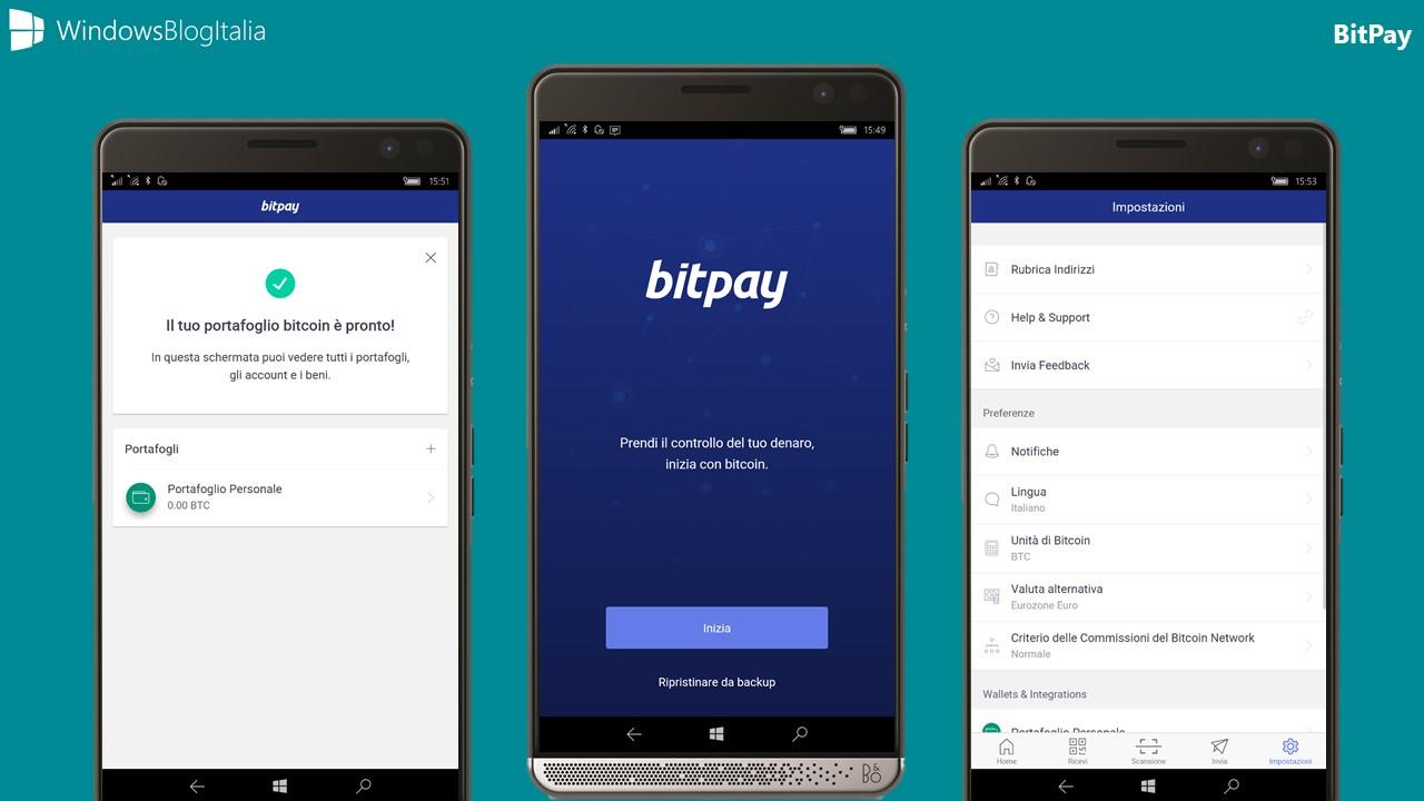 BitPay - bitcoin
