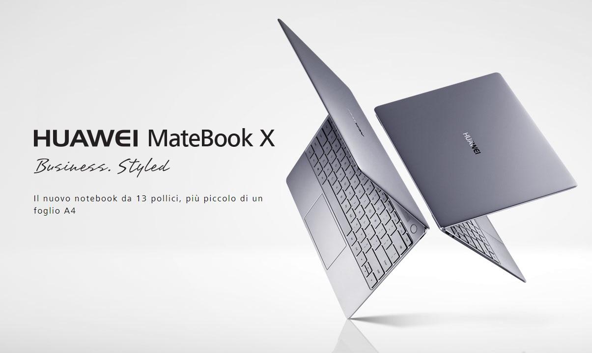 Huawei MateBook X E