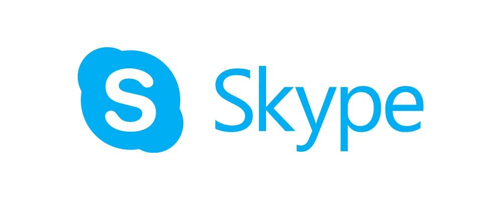 Nuovo logo Skype 2017