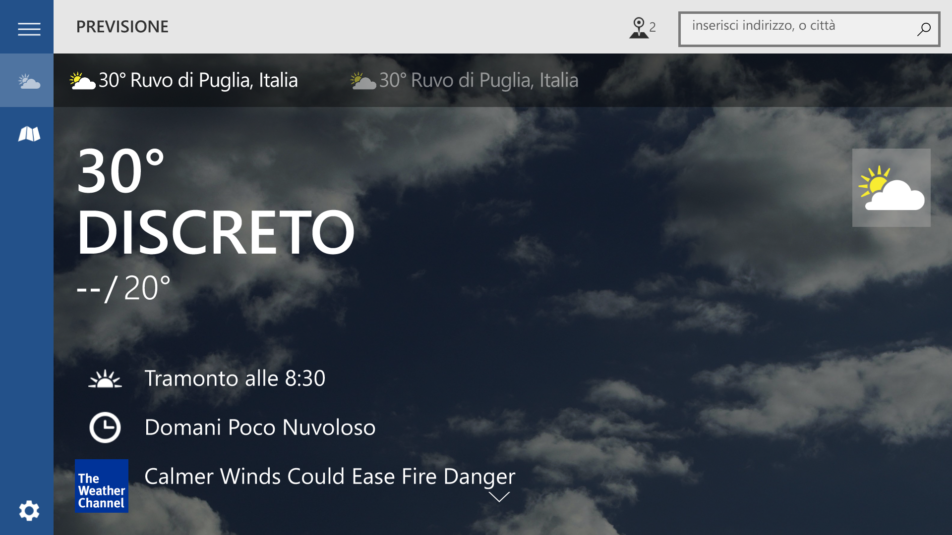Le Migliori App Del Meteo Per Windows 10 E Windows 10 Mobile
