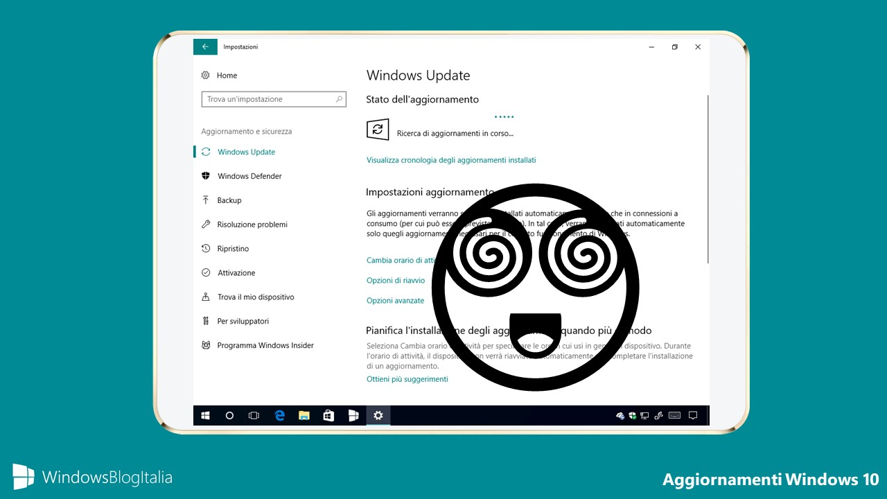 Addio aggiornamenti nei vecchi PC e tablet Windows 10?