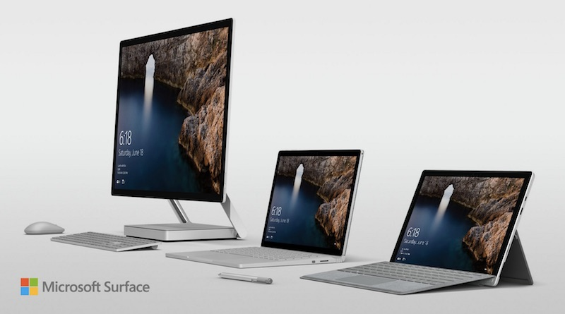 Microsoft riduce gli ordini di Surface