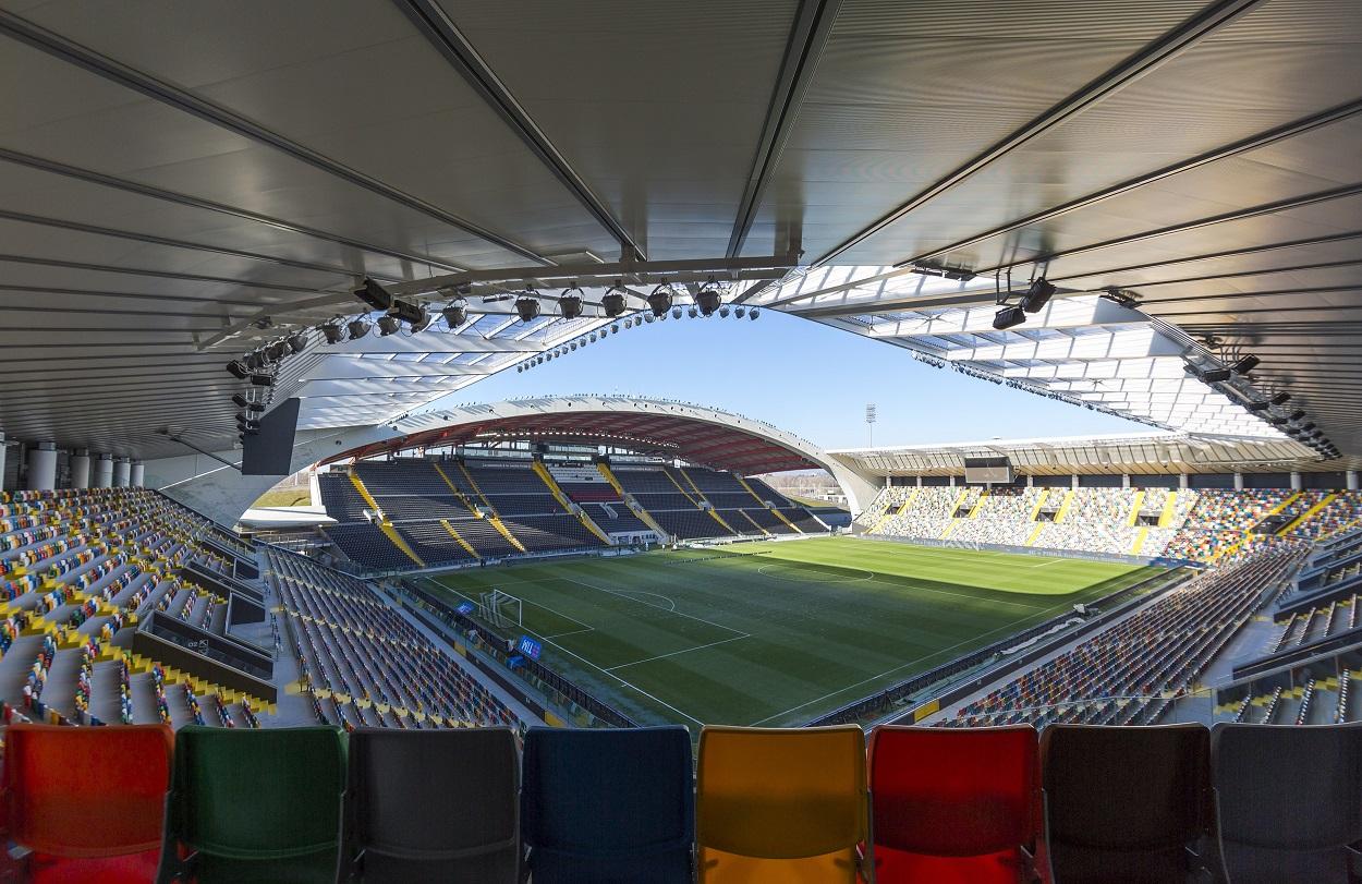 Udinese Calcio sceglie Microsoft per guidare l'innovazione del settore calcistico