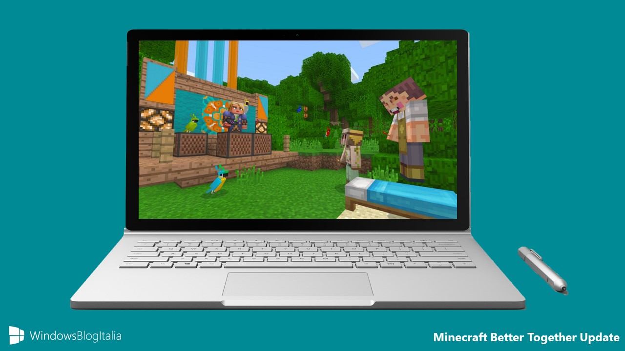 cross-platform Minecraft Sony