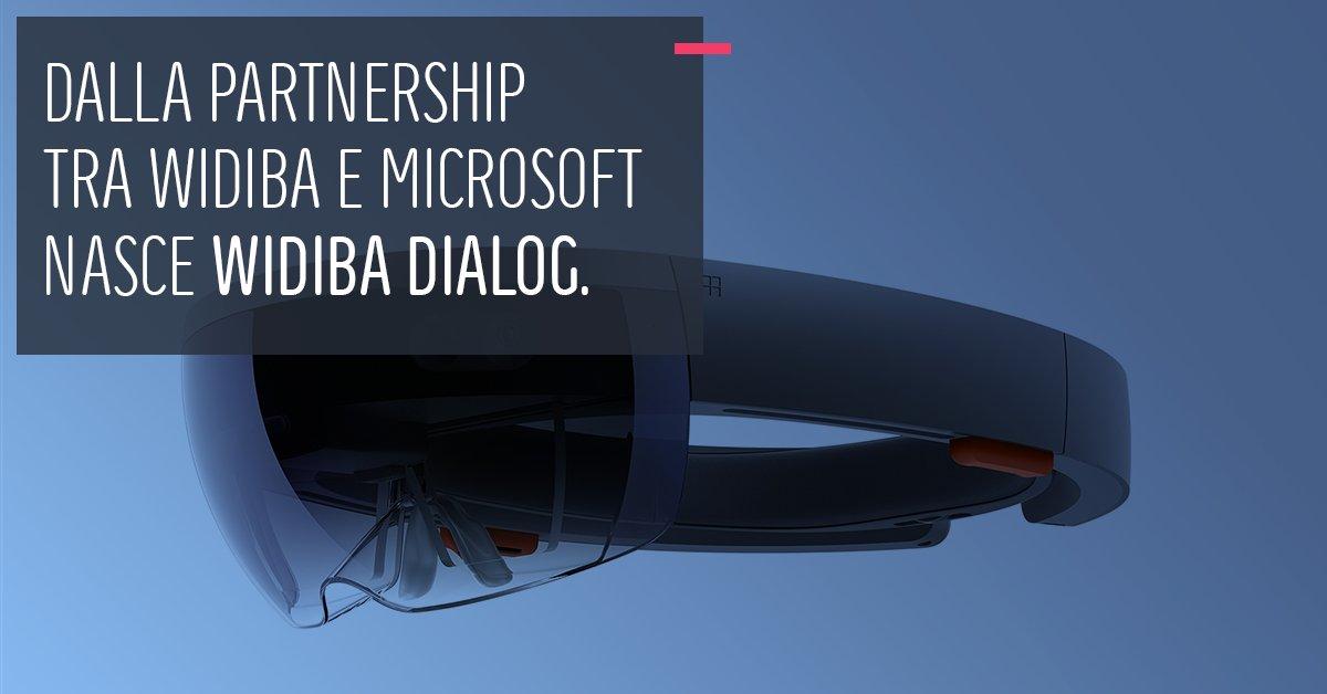 Microsoft Italia e Widiba lanciano Widiba Home: la filiale con la Realtà Mista grazie a HoloLens e le potenti tecnologie Microsoft.