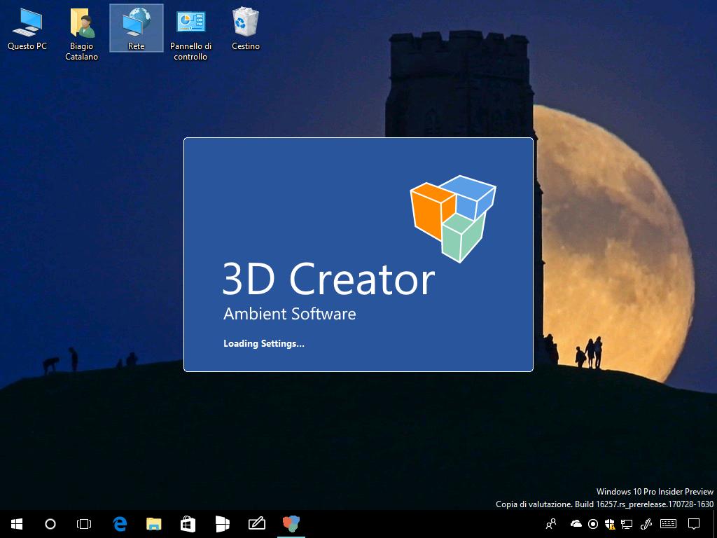 3d Creator E Artisgl 3d Publisher Due Nuove App Per La