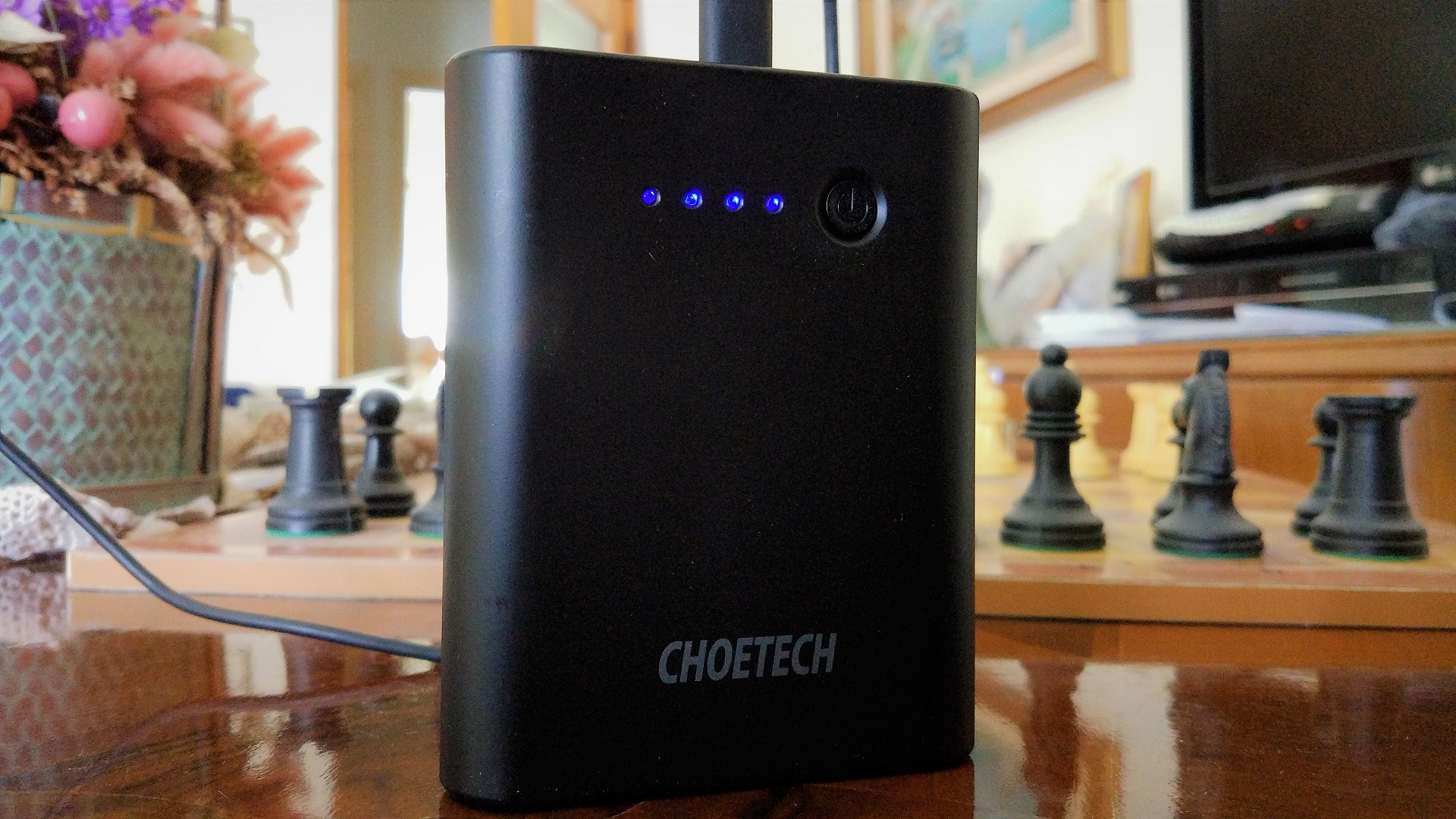 Choetech B618T power bank Quick Charge 3