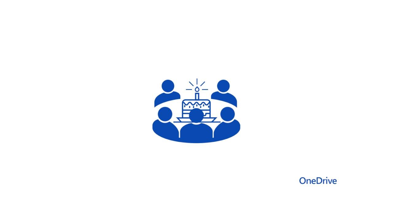 OneDrive festeggia i suoi primi 10 anni con un contest