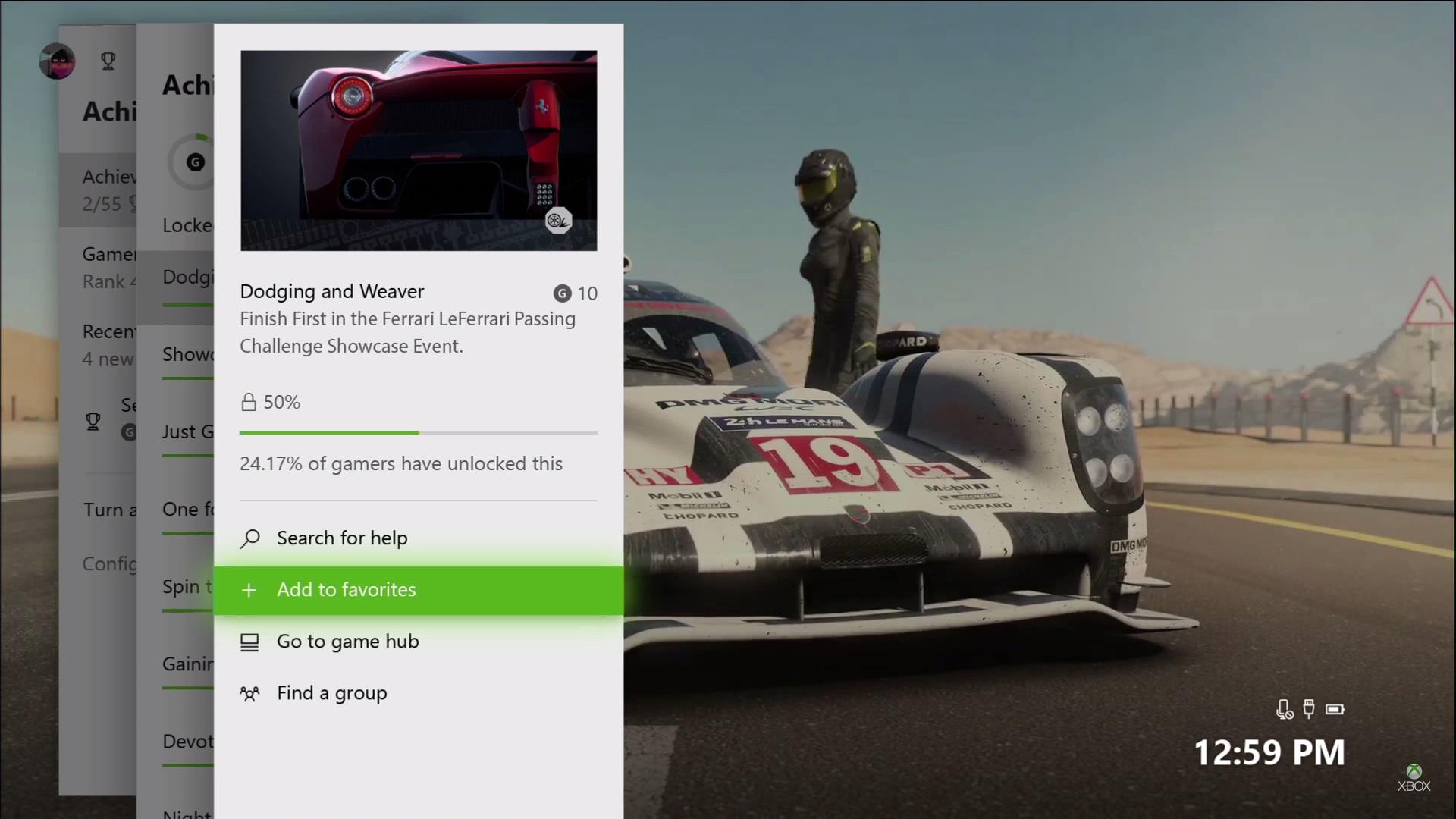 Fall Creators Update Xbox One