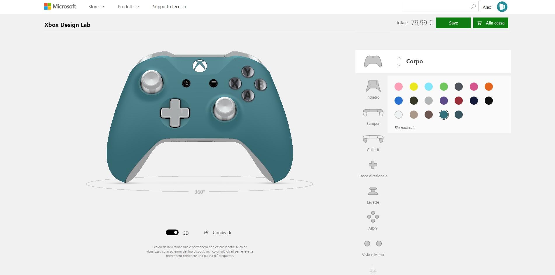 Xbox Controller Wireless Design Lab