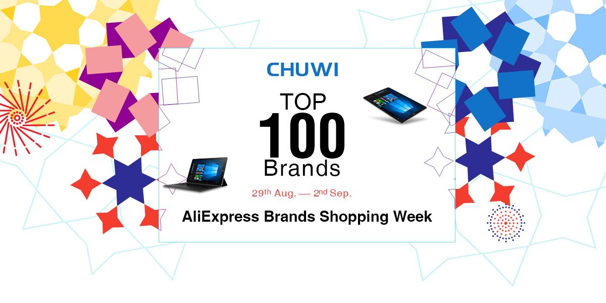 Aliexpress Brands Shopping Week