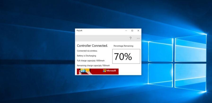 Connessione controller XBox