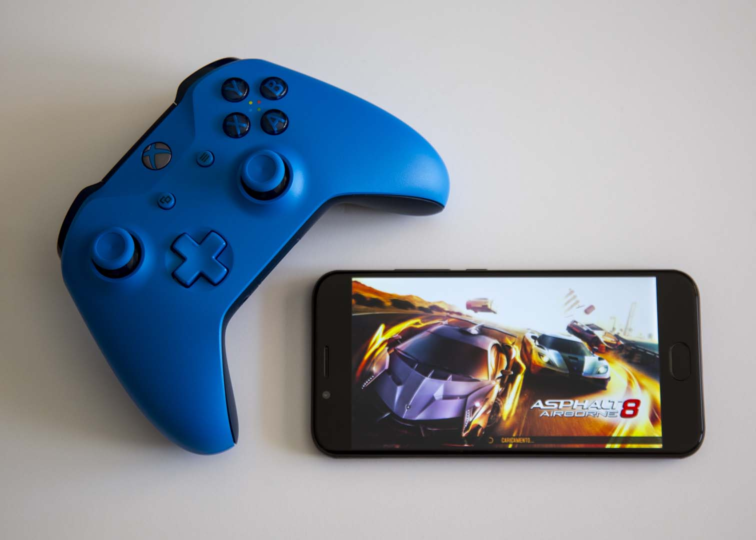 Gamepad Bluetooth Xbox Android