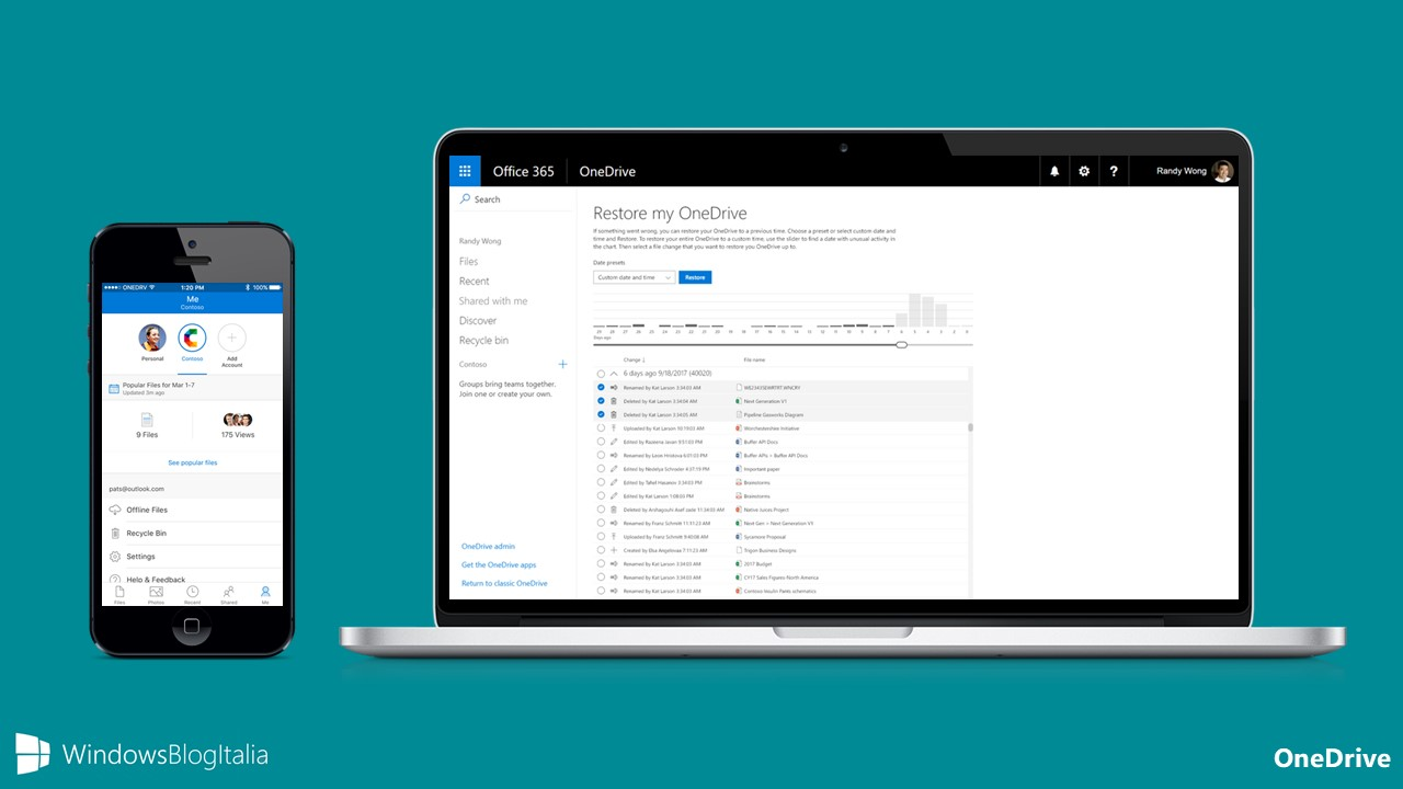 OneDrive - Ignite 2017