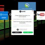 Playlist Converter Windows 10 app 3