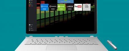 Playlist Converter app Windows 10 hero