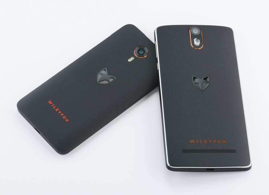 Wileyfox presenta un nuovo smartphone Windows 10 Mobile