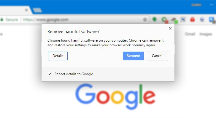 Chrome Software Cleaner