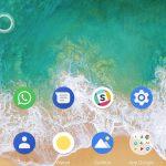 Cortana per Android icona sul launcher