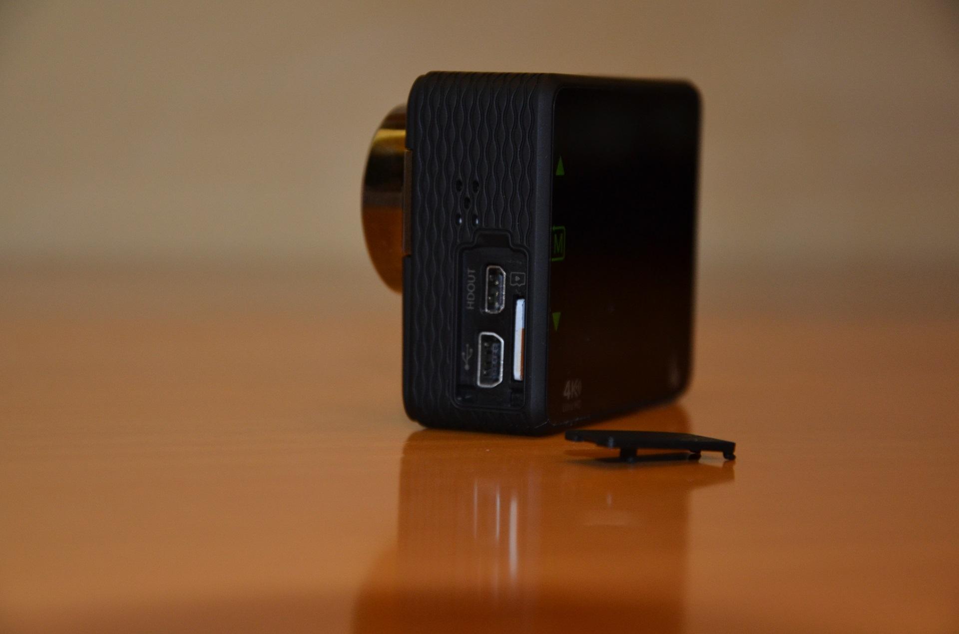 DBPower N6 porte
