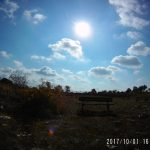 Foto controluce test DBPower N6 action cam 2