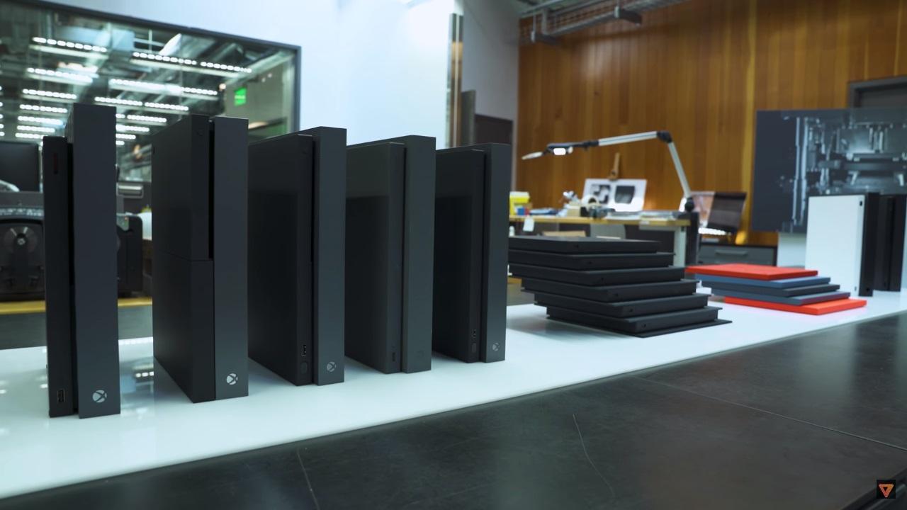 Xbox One S 2 e Xbox One X 2 in arrivo nel 2020 ma prima Xbox One Slim  3b1d142a1aa