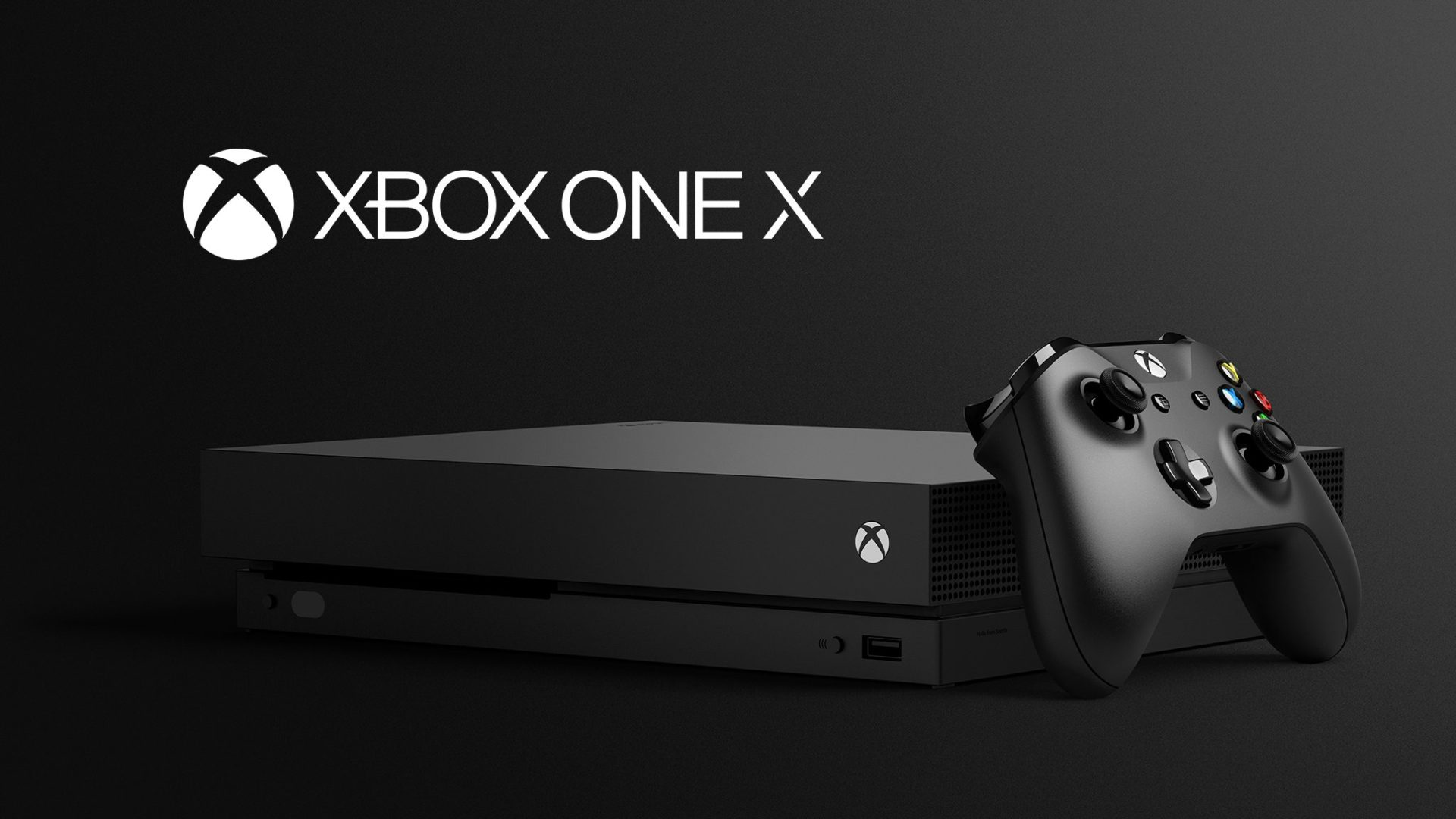 Xbox One X what's inside