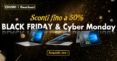 Chuwi Black Friday