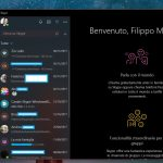 Skype Windows 10 Fluent Design 1