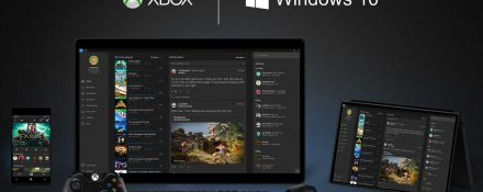 Windows 10 Xbox streaming app