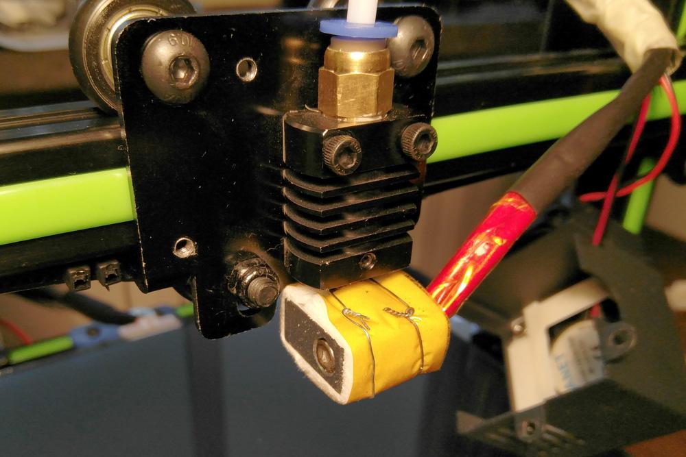 Cotone isolante stampante 3D