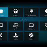 Kodi app Xbox One impostazioni