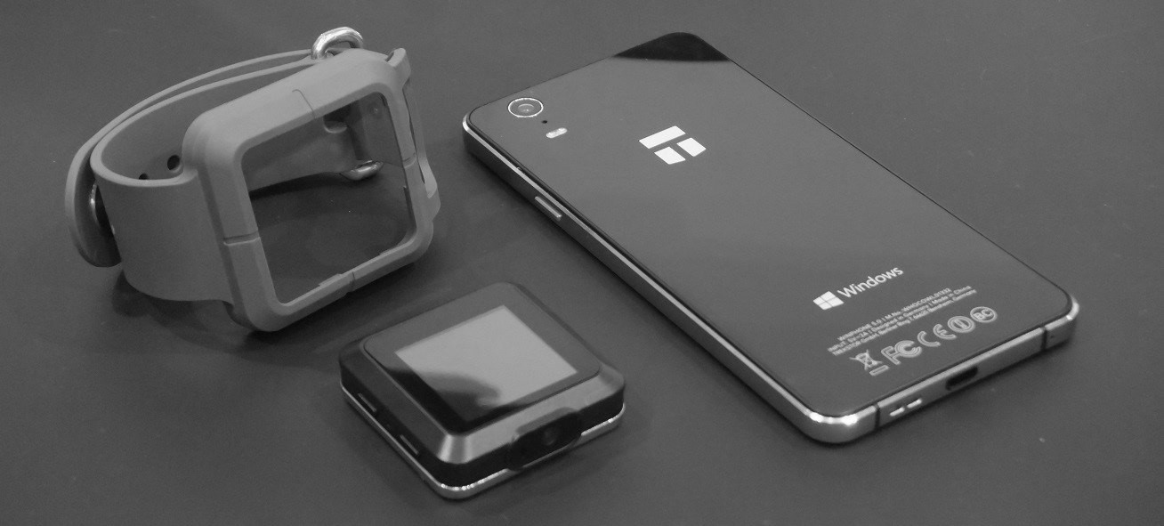 Ultimo smartphone Windows 10 Mobile Trekstor WinPhone 5