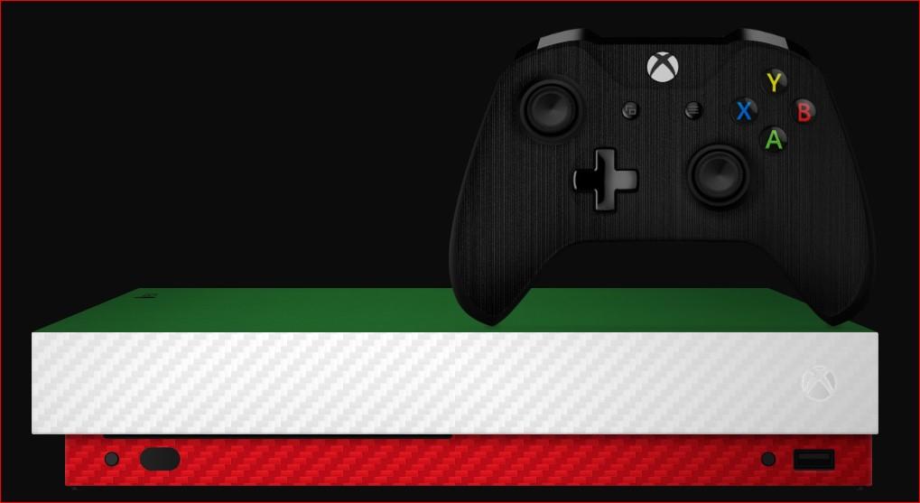 Xbox One personalizzata dbrand