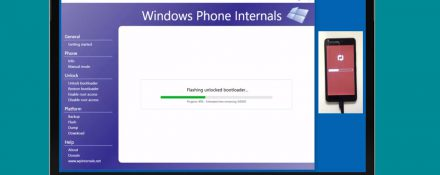 Windows Phone Internals sblocco Lumia