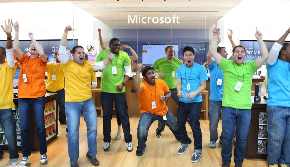 Dipendenti Microsoft licenziamenti