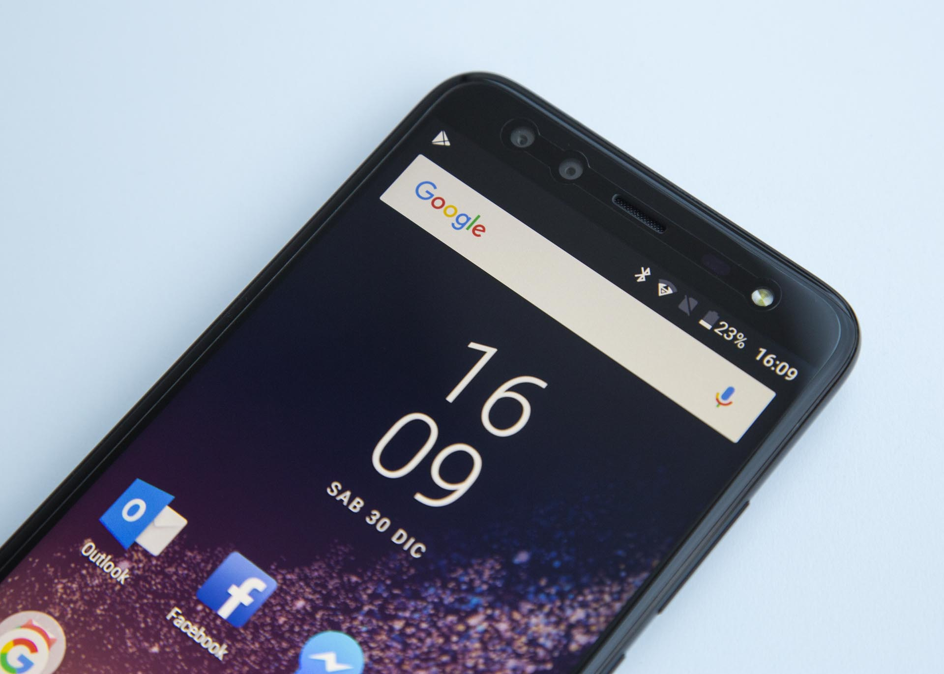 Display Blackview S8