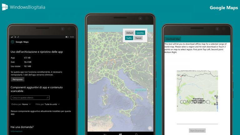 Google Maps (APK) - Free Download