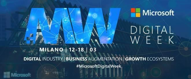 Microsoft Digital Week