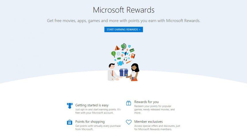 Microsoft Rewards finalmente disponibile ufficialmente anche