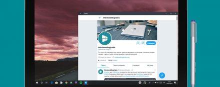 Twitter PWA Windows 10