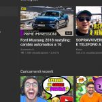 YouTube Xbox One nuova interfaccia