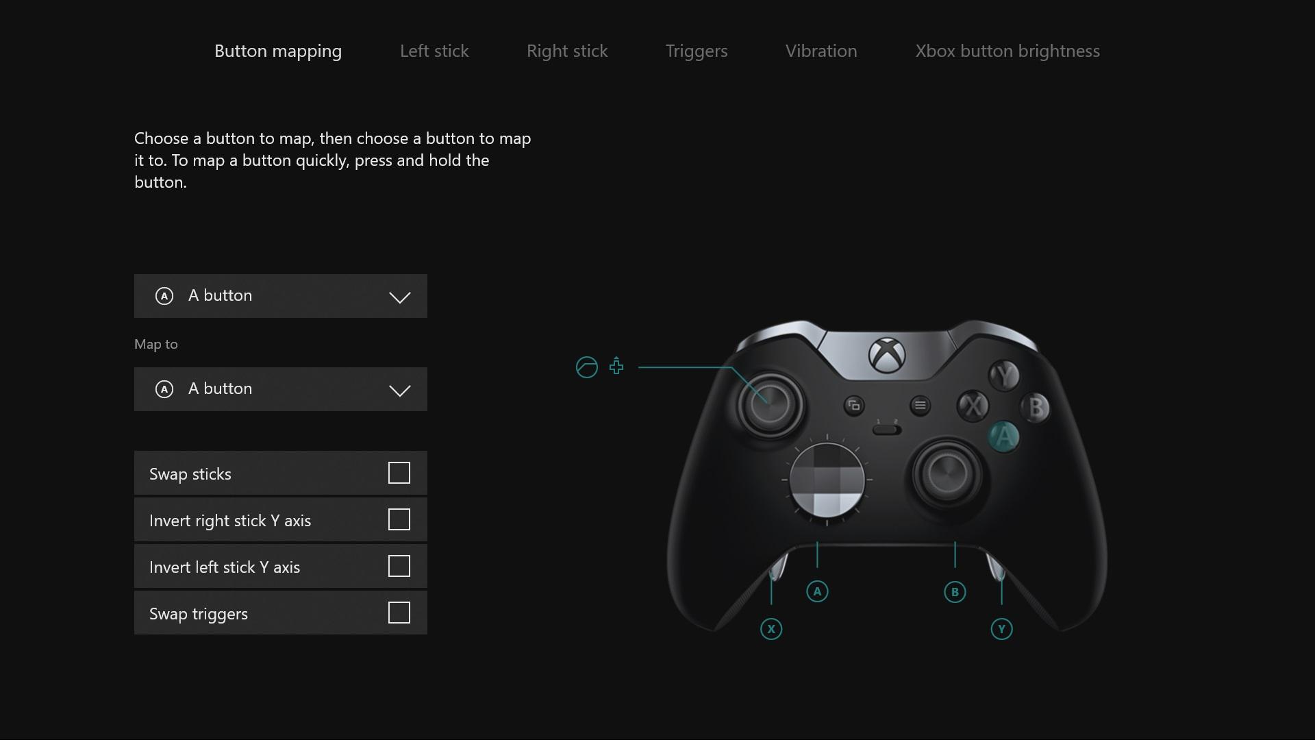 App accessori Xbox One aggiornamento maggio