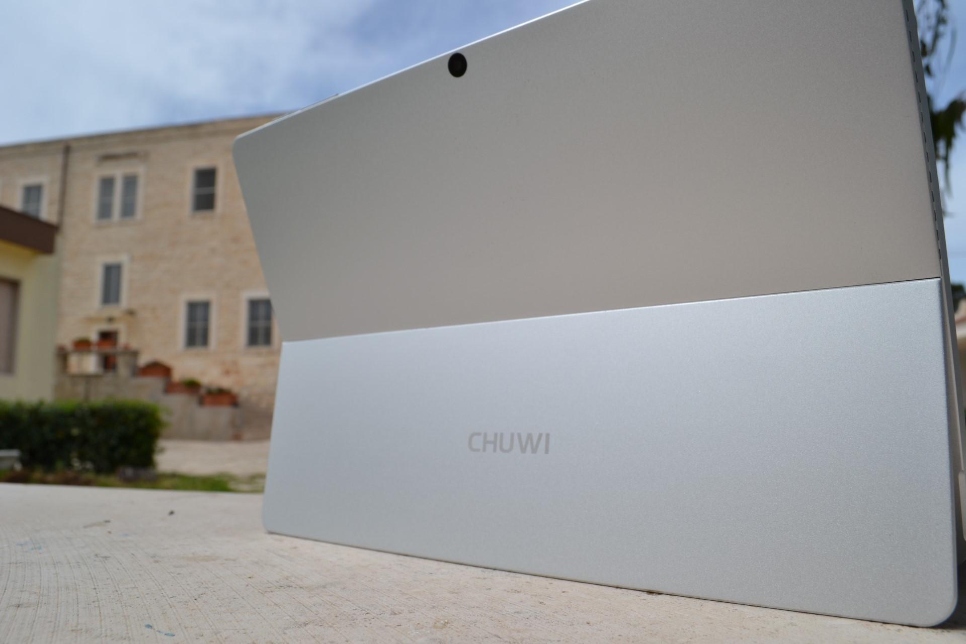 Chuwi SurBook Mini fotocamere