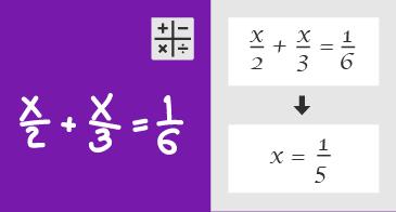 OneNote per Windows risoluzione numeri reali o complessi