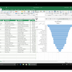 excel preview office 2019