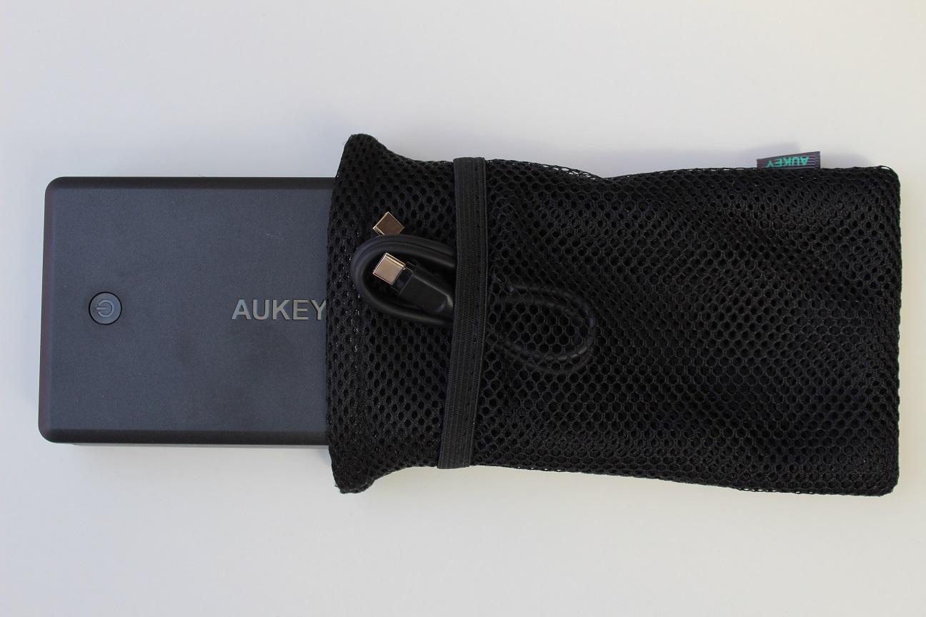 Aukey PB-Y7 Powerbank 26500 mAh